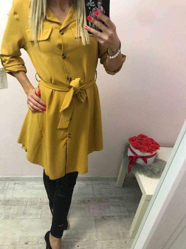 karcsusított női ingruha