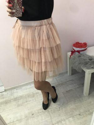 fodros női szoknya