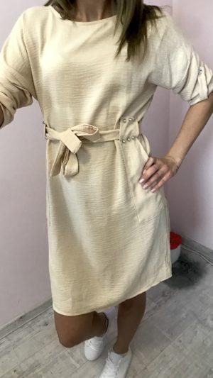 megkötős vászon ruha